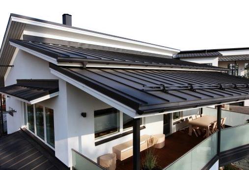 Click klasikinė stogo danga